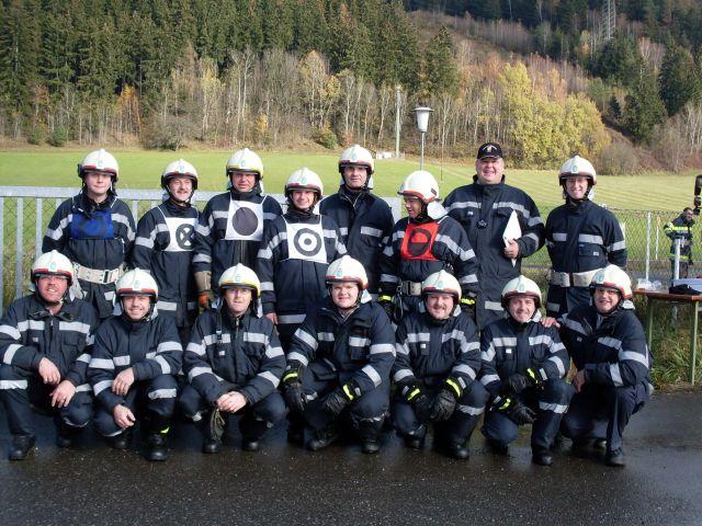 091107 – Brandienstleistungprüfung 2. Stufe