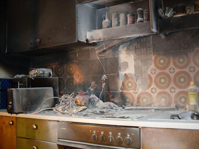 100215 – Küchenbrand