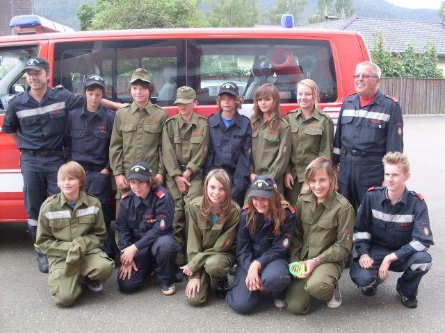 100807 – Jugend Zeltlager