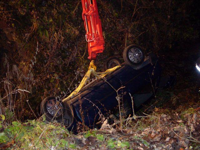 111128 – Verkehrsunfall Kletschach