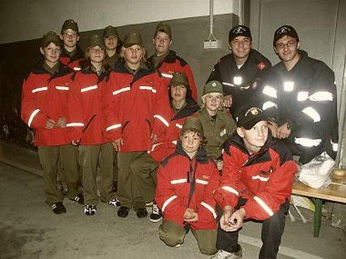 060916 – Wissenstest der Feuerwehrjugend