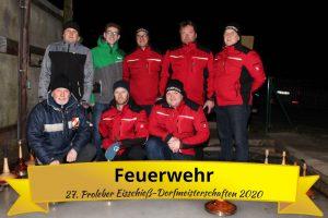200122 – 27. Proleber Eisstockdorfmeisterschaft