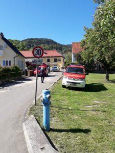 200507 – Verkehrsunfall Dorfstraße