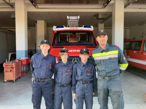 210918 – Feuerwehrjugend Wissenstest